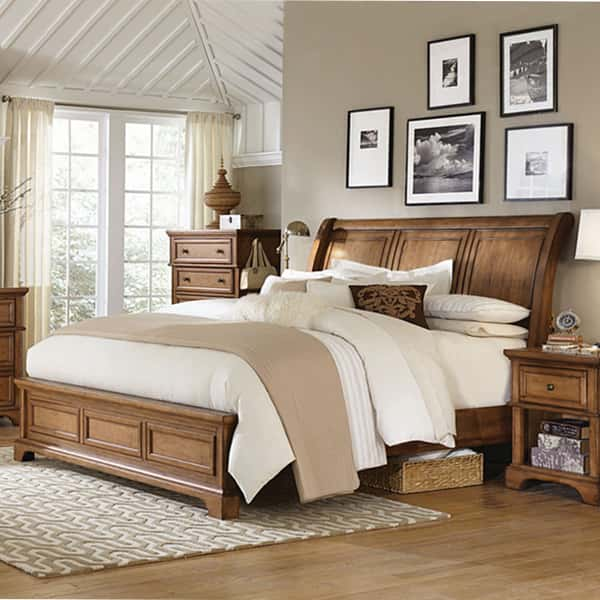 A full bedroom suite from Furnitureland South