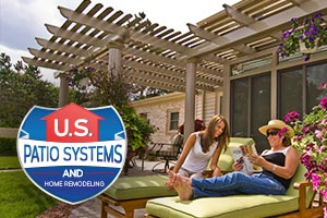 U.S. Patio Systems - Website Re-Design, SEO & Social Media