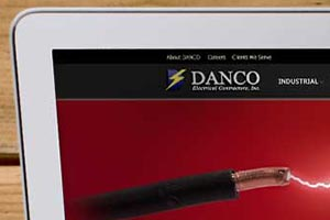 DANCO Electrical Contractors - Website Re-Design, Development & SEO