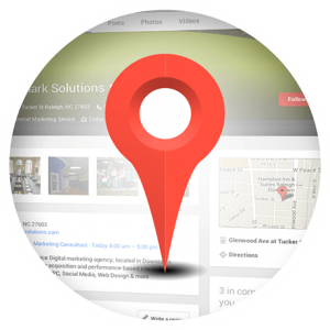 Google Search Pin Point