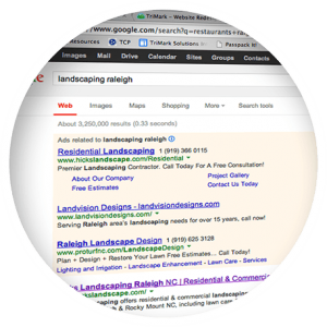 Paid Ads in Search Results