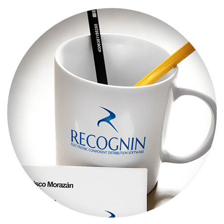 Recognin Coffee Mug