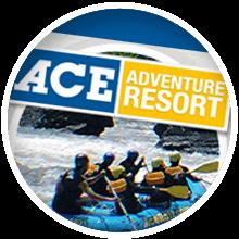 Ace Adventure Resort Logo