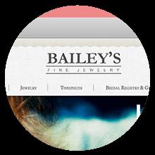 Bailey's Fine Jewelry Logo