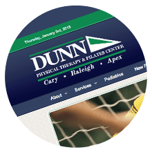 Dunn Physical Therapy Logo