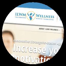 ILWM Wellness Logo