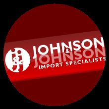 Johnson & Johnson Import Specialists Logo