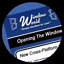 Window World, Inc. Logo
