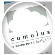 Cumulus Architecture + Design Logo