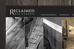 Reclaimed DesignWorks - Web Design, Development, SEO & UX