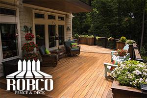 Robco Fence & Deck - Responsive Website Design & Development, PPC