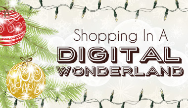 Shopping In A Digital Wonderland