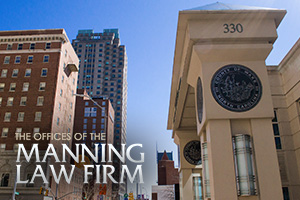 Manning Law Firm - Responsive Design & Development, SEO, Paid Search