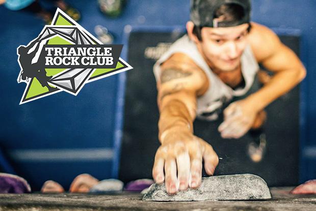Triangle Rock Club - Responsive Design & Development, SEO, Paid Search