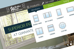 Window World of St. Louis - Responsive Design & Development