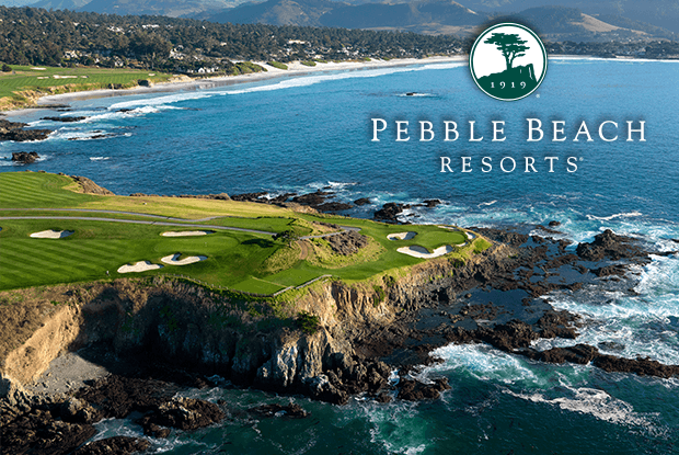 Pebble Beach Golf Resorts - Email Design & Development, Print Design, Digital Design, Content Writing, & More