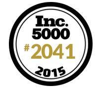 2015 Inc. 5000 ranking