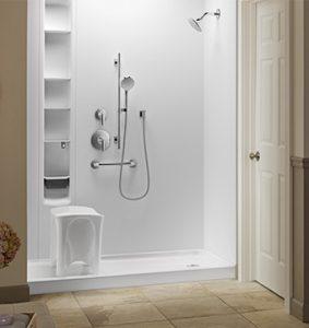 Kohler LuxStone Shower