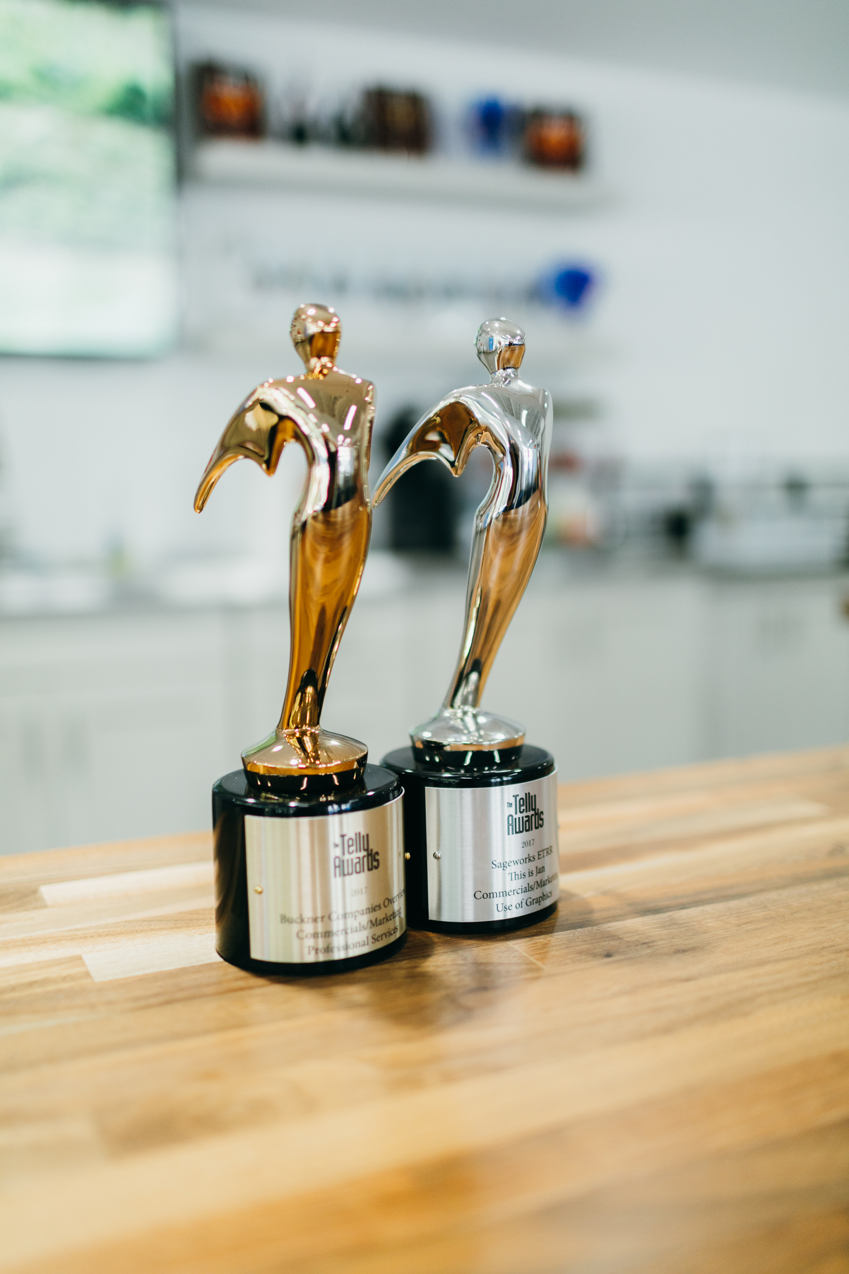 TriMark Digital Honored with Two Telly Awards - TriMark Digital