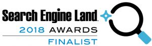 2018 search engine land 2018 awards finalist