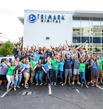 2018 TriMark Digital team