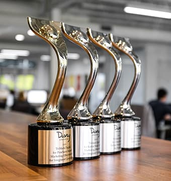 TriMark Digital Wins Four Davey Awards
