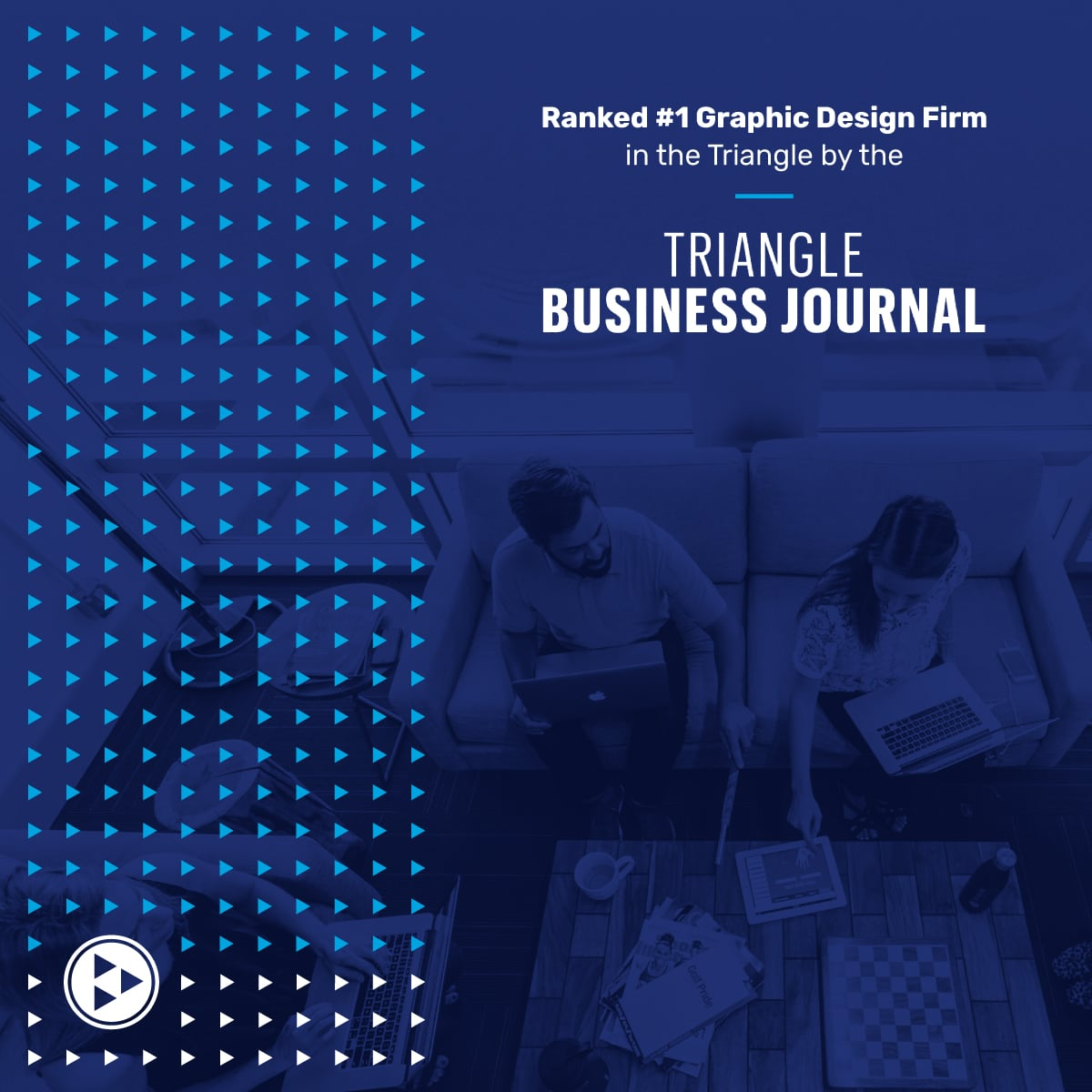 TriMark Digital Ranked #1 Among Triangle Graphic Design Firms